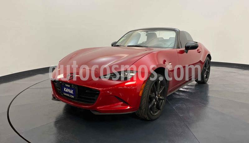 Mazda MX-5 i Sport usado (2016) color Rojo precio $279,999