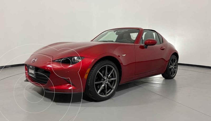 Mazda MX-5 RF Aut usado (2017) color Rojo precio $394,999