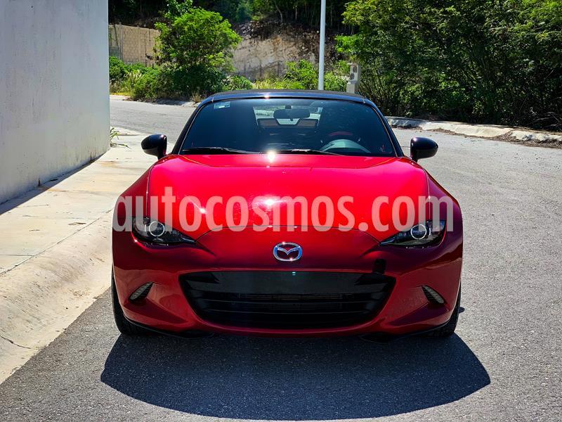 Mazda MX-5 i Sport usado (2017) color Rojo Autentico precio $265,000