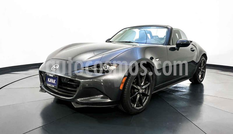 Mazda MX-5 i Sport usado (2017) color Gris precio $309,999