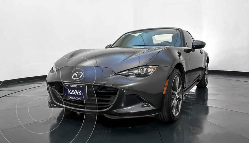 Mazda MX-5 RF Aut usado (2017) color Gris precio $374,999