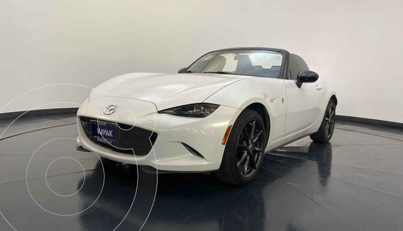 Mazda MX-5 i Sport usado (2017) color Blanco precio $272,999