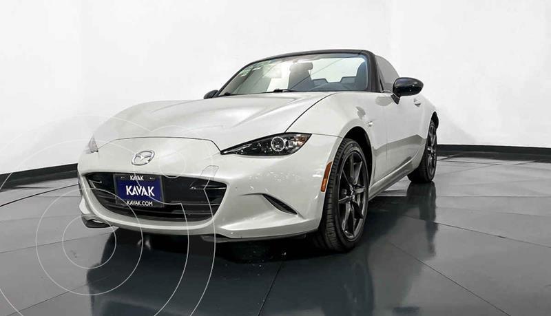 Mazda MX-5 i Sport usado (2017) color Blanco precio $269,999
