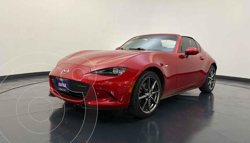 Mazda MX-5 RF Aut usado (2017) color Rojo precio $374,999