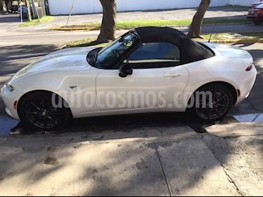 Mazda MX-5 Sport usado (2016) color Blanco precio $275,000