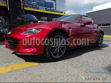 Foto Mazda MX-5 RF Aut usado (2019) color Rojo Cobrizo precio $455,000