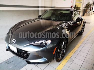 Foto venta Auto Seminuevo Mazda MX-5 RF Aut (2017) color Gris Titanio precio $371,000