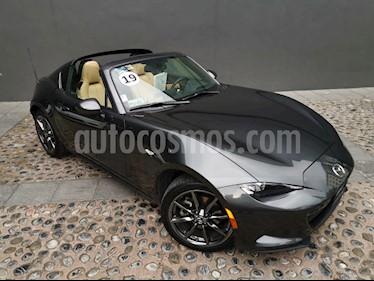 Foto venta Auto usado Mazda MX-5 RF Aut (2019) color Gris Titanio precio $425,000