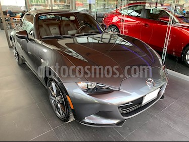 Foto Mazda MX-5 RF Aut usado (2019) color Gris Titanio precio $419,000