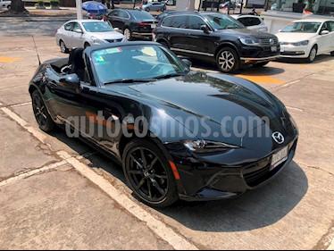 Foto venta Auto usado Mazda MX-5 Sport (2017) color Negro precio $310,000
