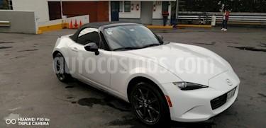 Mazda MX-5 Sport usado (2016) color Blanco precio $325,000