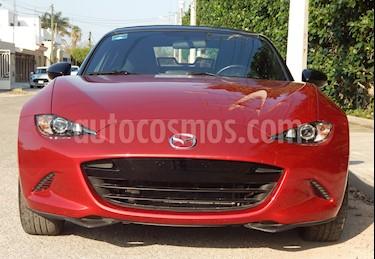 Mazda MX-5 Sport usado (2016) color Rojo Autentico precio $270,000