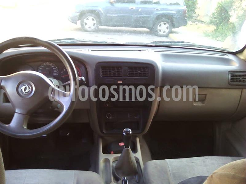 Mazda pick up doble cabina usado (2013) color Blanco precio BoF3.500