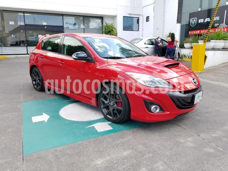 Mazda Speed3 2.3L  usado (2013) color Rojo precio $199,000
