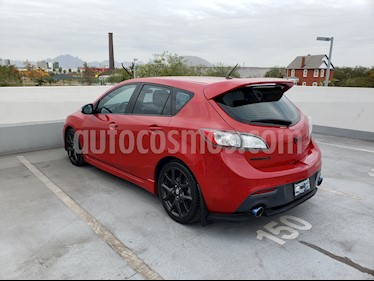 Mazda Speed3 2.3L  usado (2013) color Rojo Autentico precio $220,000
