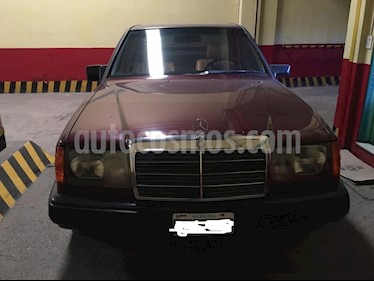 Mercedes Benz 170 - usado (1986) color Bordo precio $180.000