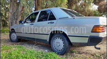 Foto venta Auto usado Mercedes Benz 190 E 2.0 (1988) color Gris precio $155.000