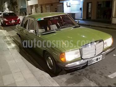 Foto venta Auto usado Mercedes Benz 240 GD 4x4 (1982) color Verde precio u$s4.000