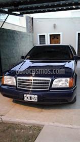 Foto venta Auto Usado Mercedes Benz 300 SE (1993) color Azul precio $280.000