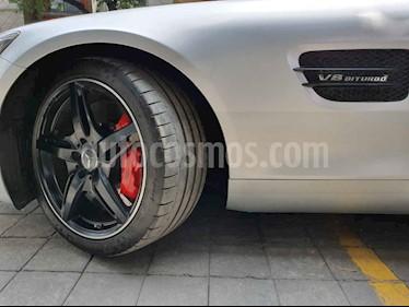 Foto Mercedes Benz AMG GT S usado (2017) color Gris precio $1,820,000