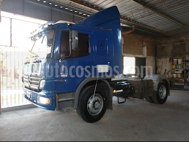 Mercedes Atego 1725-42 CN usado (2012) color Azul precio $3.500.000
