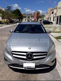 Mercedes Benz Clase A 180 CGI Aut usado (2014) color Plata precio $269,000