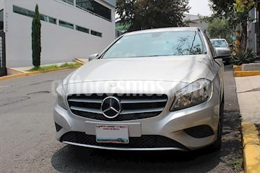 Foto venta Auto usado Mercedes Benz Clase A 180 CGI Aut (2015) color Plata Polar precio $260,000