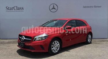 Foto venta Auto usado Mercedes Benz Clase A 180 CGI Aut (2016) color Rojo precio $269,900