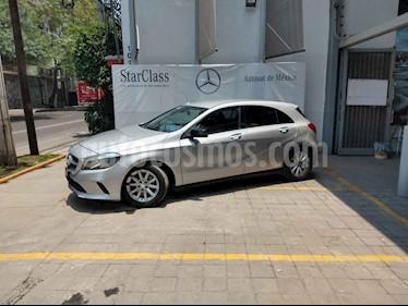 Foto venta Auto usado Mercedes Benz Clase A 180 CGI Aut (2016) color Plata precio $279,850