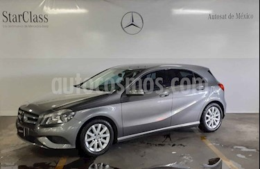 foto Mercedes Benz Clase A 180 CGI Aut usado (2016) color Gris precio $269,000