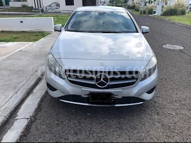 Foto Mercedes Benz Clase A 180 CGI usado (2014) color Gris Magnesio precio $250,000