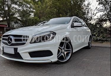 Mercedes Benz Clase A 200 Aut Plus usado (2014) color Blanco precio $14.000.000