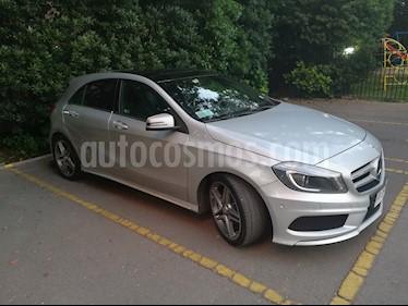 Foto venta Auto Usado Mercedes Benz Clase A 200 Aut (2013) color Plata precio $12.500.000