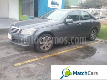 Foto venta Carro usado Mercedes Benz Clase A 200 Aut (2015) color Gris Montana precio $63.000.000