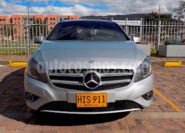Mercedes Benz Clase A 200 Aut usado (2014) color Plata precio $63.000.000