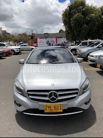 Mercedes Benz Clase A 200 Aut usado (2015) color Plata precio $65.000.000