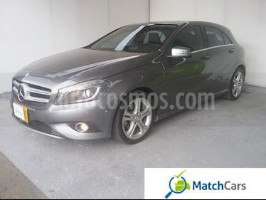Mercedes Benz Clase A 200 Aut usado (2015) color Gris Montana precio $59.990.000