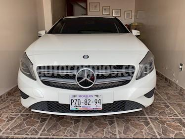 Foto venta Auto usado Mercedes Benz Clase A 200 CGI Aut (2016) color Blanco precio $315,000
