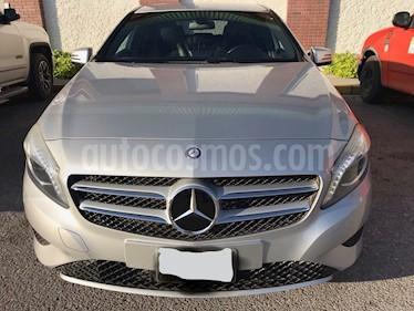 Mercedes Benz Clase A 200 CGI Aut usado (2013) color Plata Polar precio $250,000