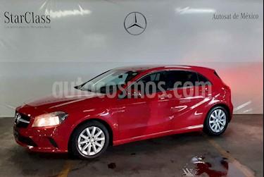 Foto venta Auto usado Mercedes Benz Clase A 200 CGI Aut (2017) color Rojo precio $329,000