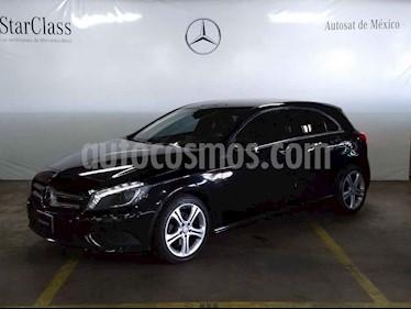 Foto venta Auto usado Mercedes Benz Clase A 200 CGI Aut (2013) color Negro precio $249,000