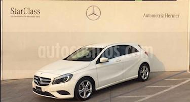 Foto venta Auto usado Mercedes Benz Clase A 200 CGI Sport Aut (2016) color Blanco precio $319,900