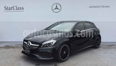 Foto Mercedes Benz Clase A 200 CGI Sport Aut usado (2018) color Negro precio $499,900