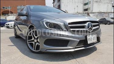 Foto venta Auto usado Mercedes Benz Clase A 200 CGI Sport Aut (2016) color Gris precio $390,000