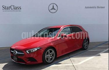 Foto venta Auto usado Mercedes Benz Clase A 200 CGI Sport Aut (2019) color Rojo precio $684,900