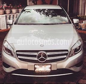 Foto venta Auto usado Mercedes Benz Clase A 200 CGI Sport Aut (2013) color Plata precio $235,000