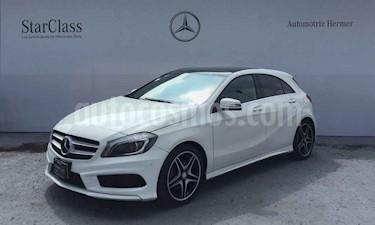 Mercedes Benz Clase A 200 CGI Sport Aut usado (2016) color Blanco precio $349,900