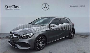 Foto venta Auto usado Mercedes Benz Clase A 200 CGI Sport Aut (2018) color Gris precio $499,900