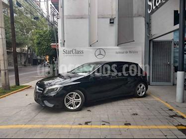 Foto venta Auto usado Mercedes Benz Clase A 200 CGI Sport Aut (2016) color Negro precio $299,900