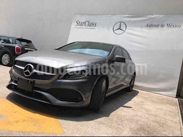 Foto venta Auto usado Mercedes Benz Clase A 200 CGI Sport S/Techo Aut (2017) color Gris precio $398,000